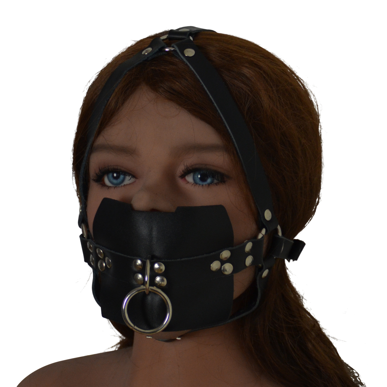 Knebel Maske